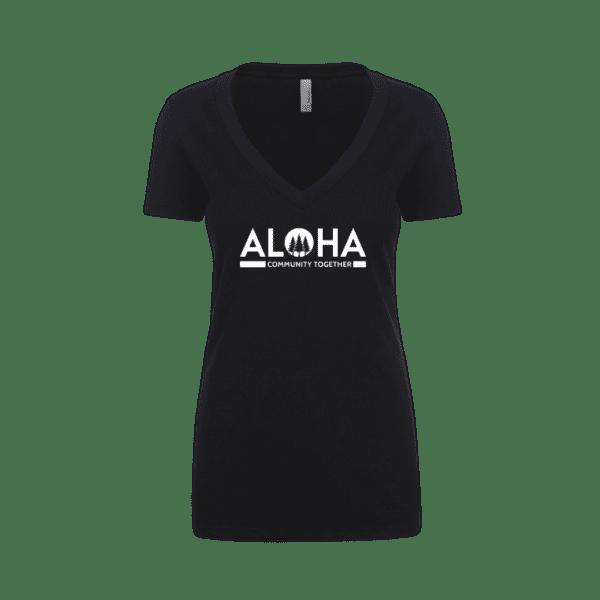 Women's Good Shirt in Aloha