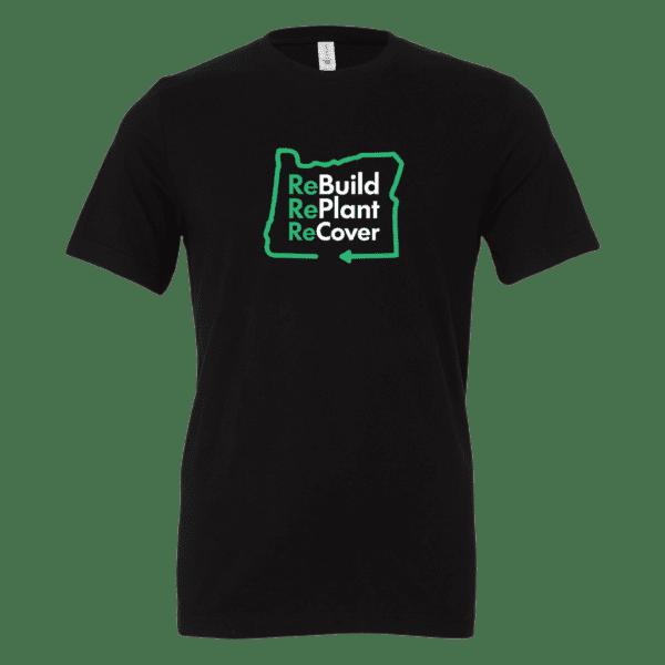 Oregon Fire Relief Shirt
